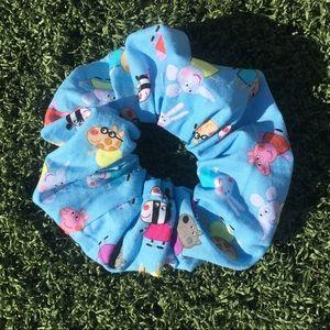 Peppa Pig and friends Scrunchie!
